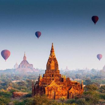 Bagan Hotels, 187 hotels