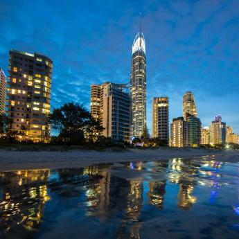 Gold Coast, 2071 hotels