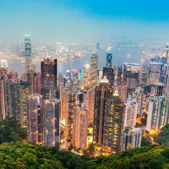 Hong Kong, 1466 hotels