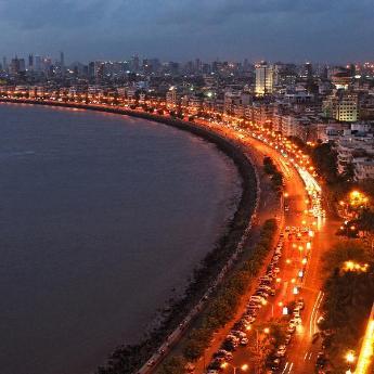 Mumbai, 2754 hotéis