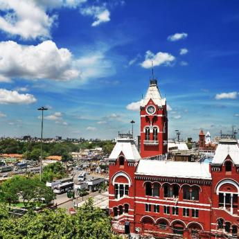 Chennai, 3156 hoteli