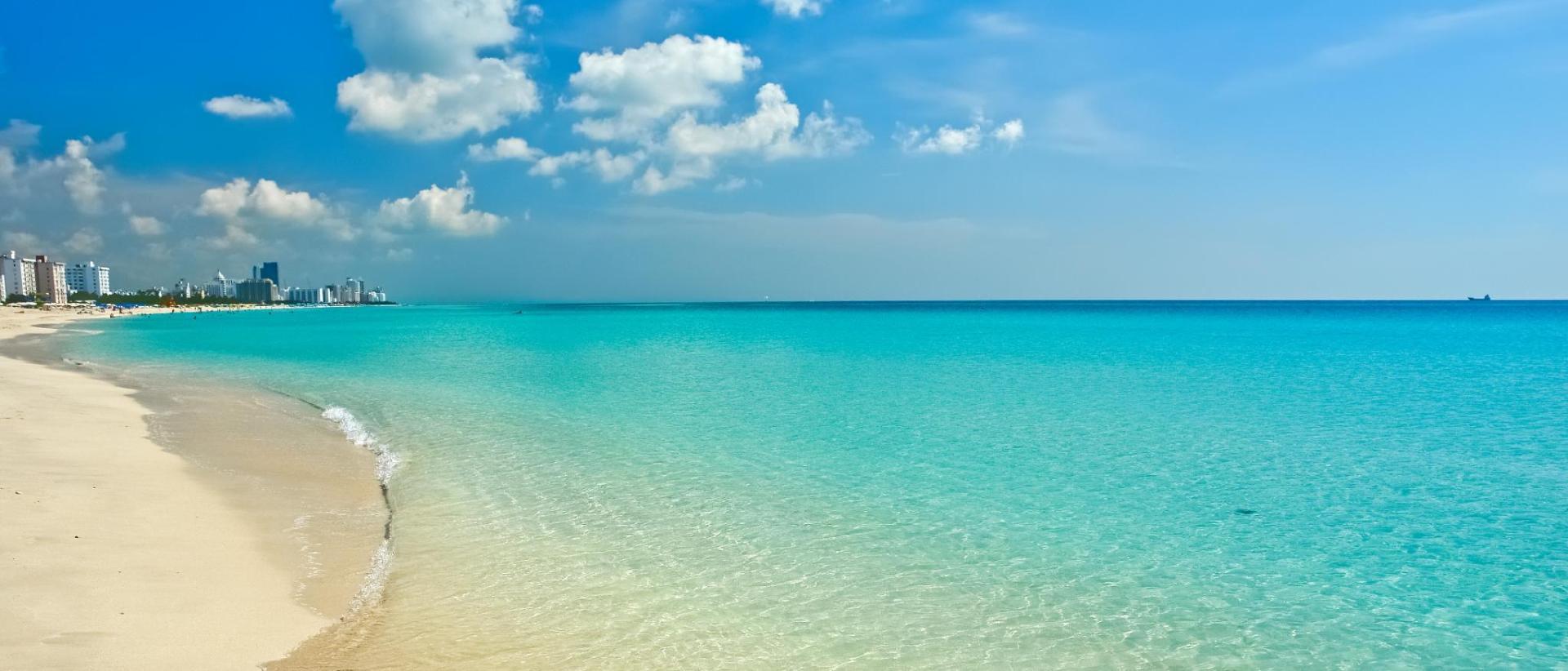 South Beach Area Miami Fl