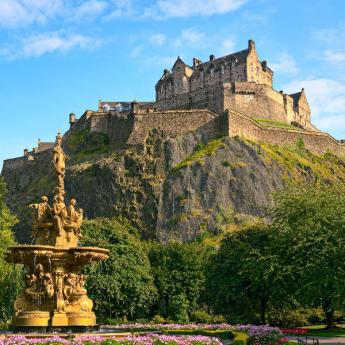 Edinburgh Hotels, 2,594 hotels