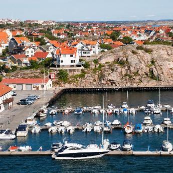 Boenden i Strömstad, 62 hotell