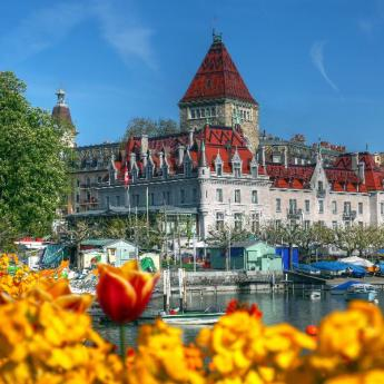 Hôtels Lausanne, 75 hôtels