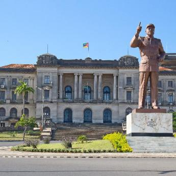 Hotéis em Maputo, 117 hotéis