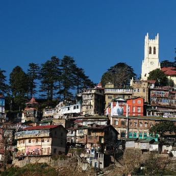 Shimla hotelli, 1106 hotellid