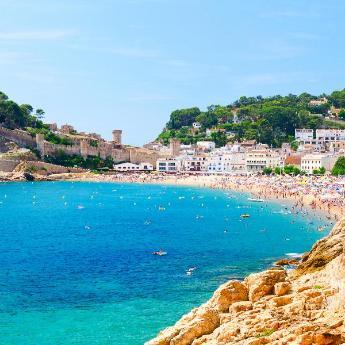 Hotels a Tossa de Mar, 441 hotels