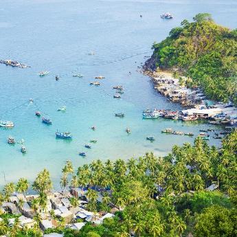 Hà Tiên (Kiên Giang) khách sạn, 30 khách sạn