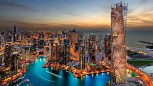 Apartment Dubai Marina Bay Central Tower 1 - Full Marina View