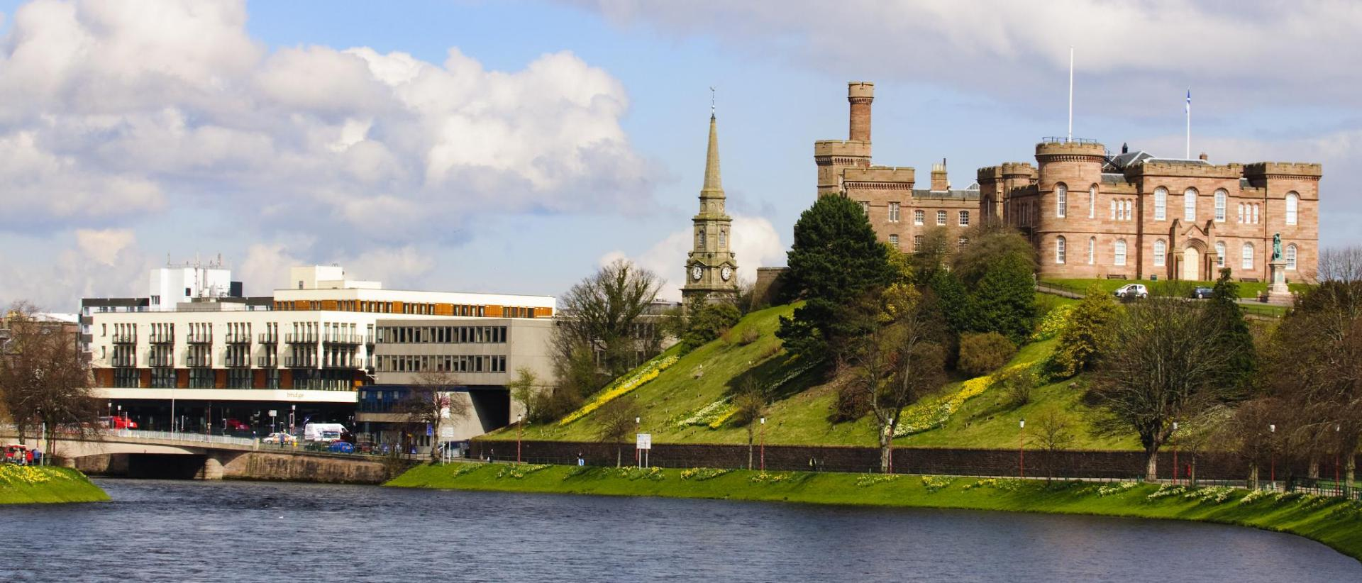 Dalneigh Map And Hotels In Dalneigh Area Inverness