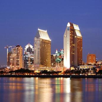 فنادق سان دييغو, 1,473  فندقًا