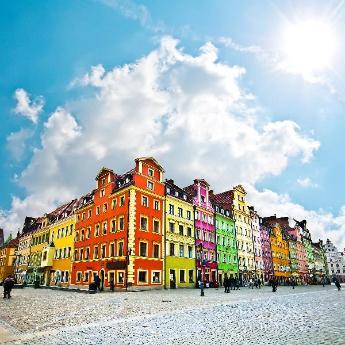 Hotele Wrocław, 1205 hoteli