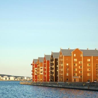Boenden i Sundsvall, 25 hotell