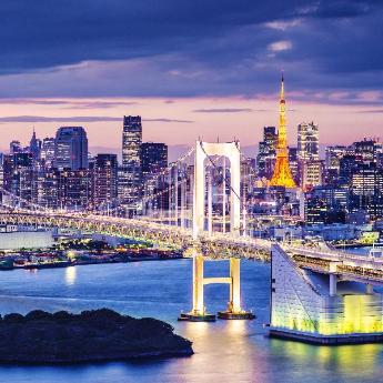 東京, ホテル 16889軒