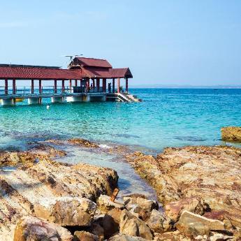 Hotel Pulau Kapas, 3 hotels