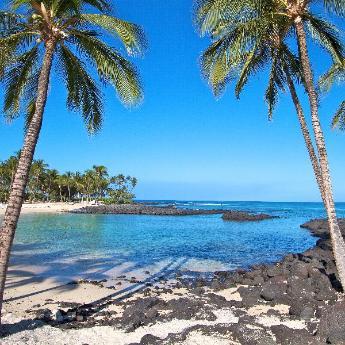 ハワイ島(ビッグアイランド)の宿泊施設, ホテル 6軒