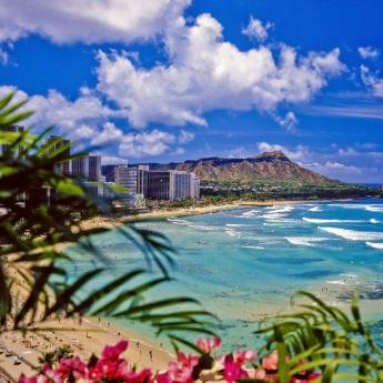 Oahu Hawaii, 2 hotels