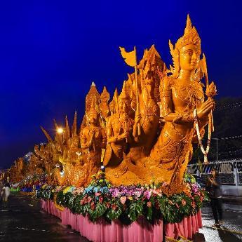 Ubon Ratchathani Hotels, 163 hotels