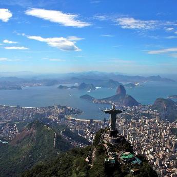 里約熱內盧, 10285 間住宿選項