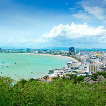 Pattaya, 7396 hotels