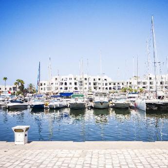 Hoteli Port El Kantaoui, 49 hotelov