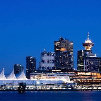 Vancouver (BC), 827  hoteller