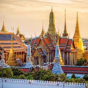 Bangkok, 7539 hotéis