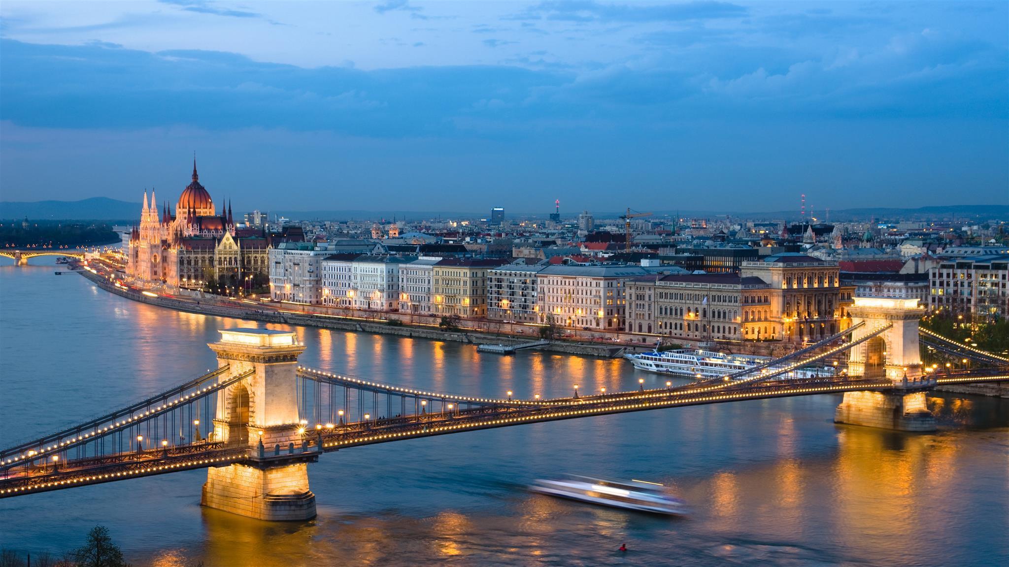 Teen girls Budapest