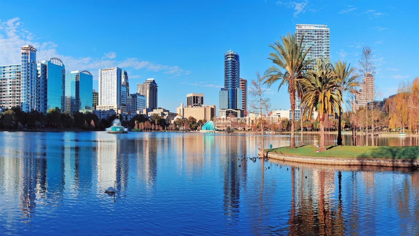 Фото города орландо