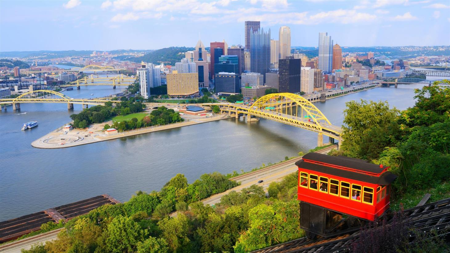 10 Best Pittsburgh (PA) Hotels: HD Photos + Reviews of