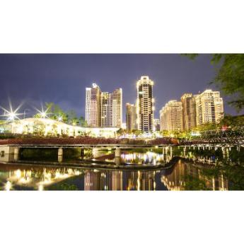 台中, 中国台湾