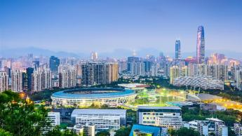Shenzhen, Kitajska
