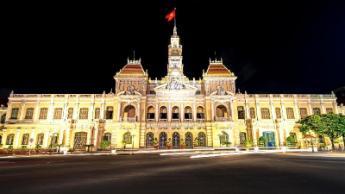 Ho Si Minh-város, Vietnam