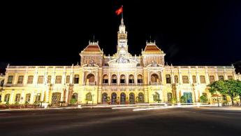 Ho Chi Minh Stad, Vietnam
