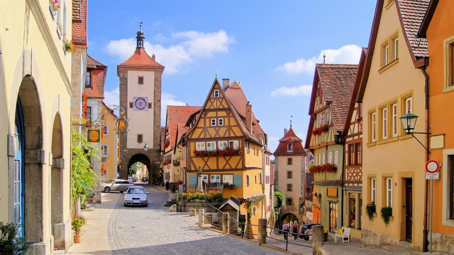 Ob tauber rothenburg der Rothenburg ob