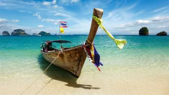 Krabi, Thaiföld