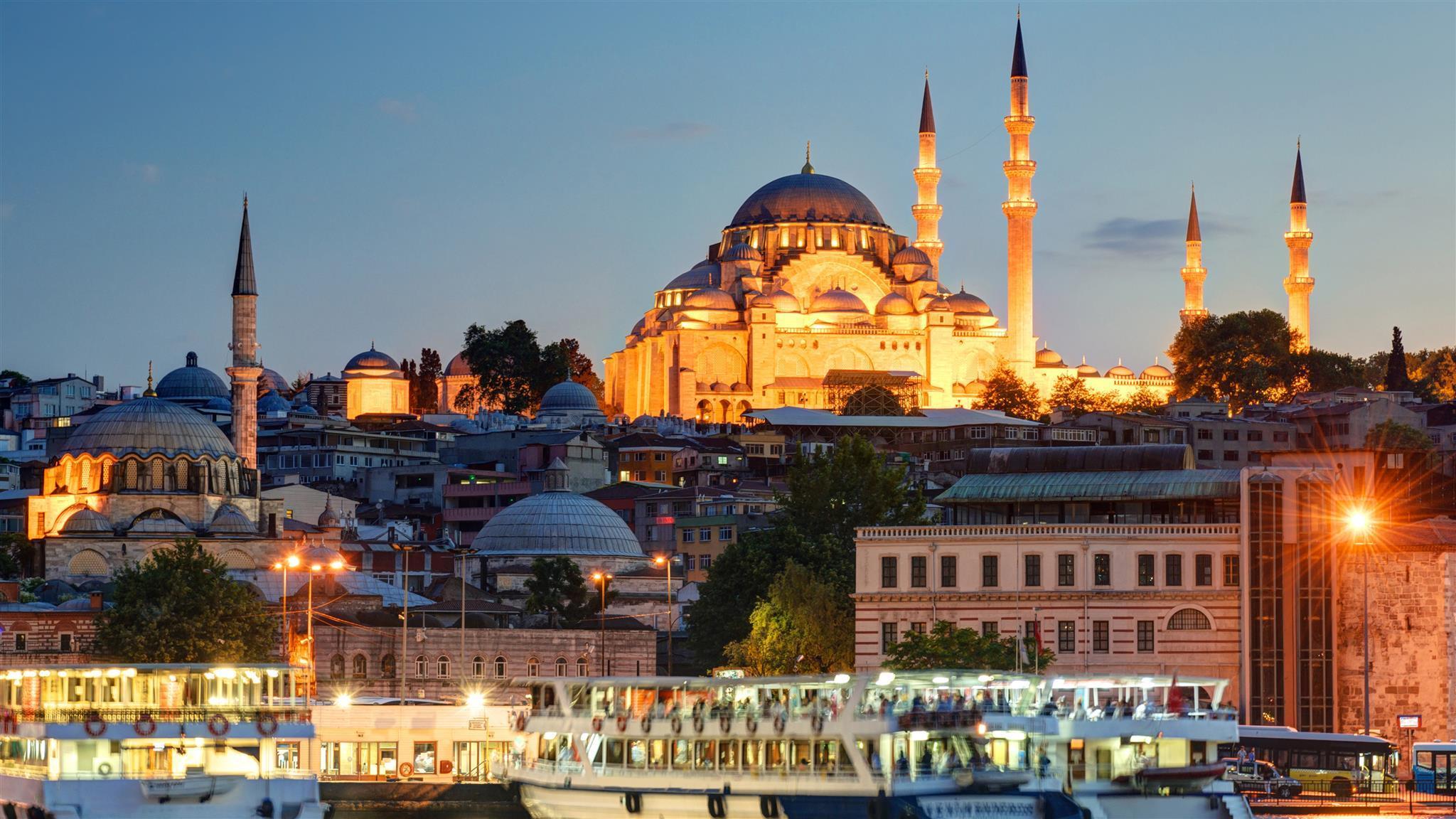 travel deals to istanbul turkey