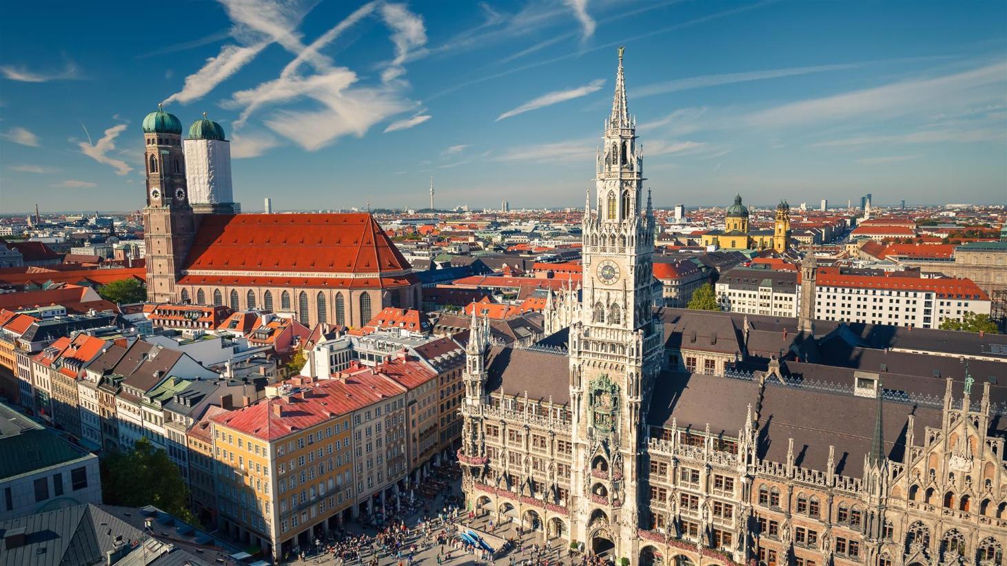 Munich in Hotels in