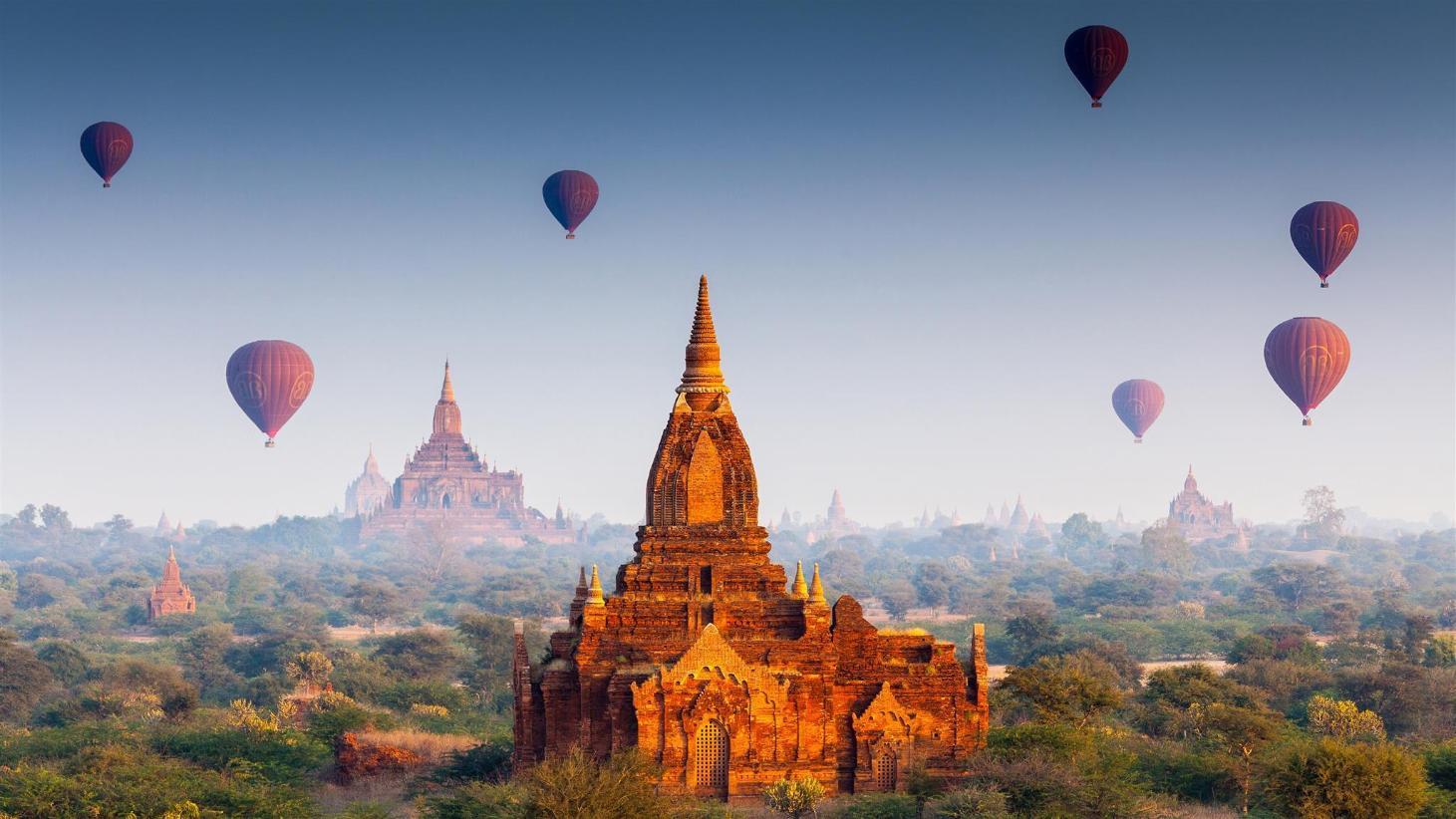 Risultati immagini per bagan birmania