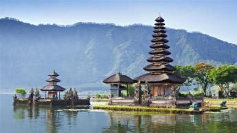 峇里, 印尼