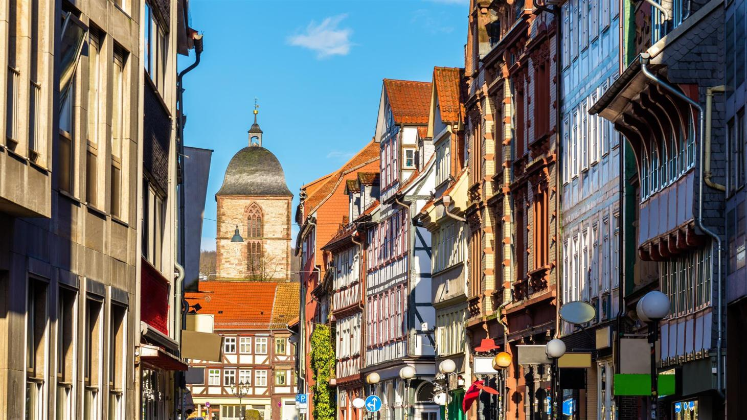 30 Best Gottingen Hotels Free Cancellation 2020 Price Lists Reviews Of The Best Hotels In Gottingen Germany