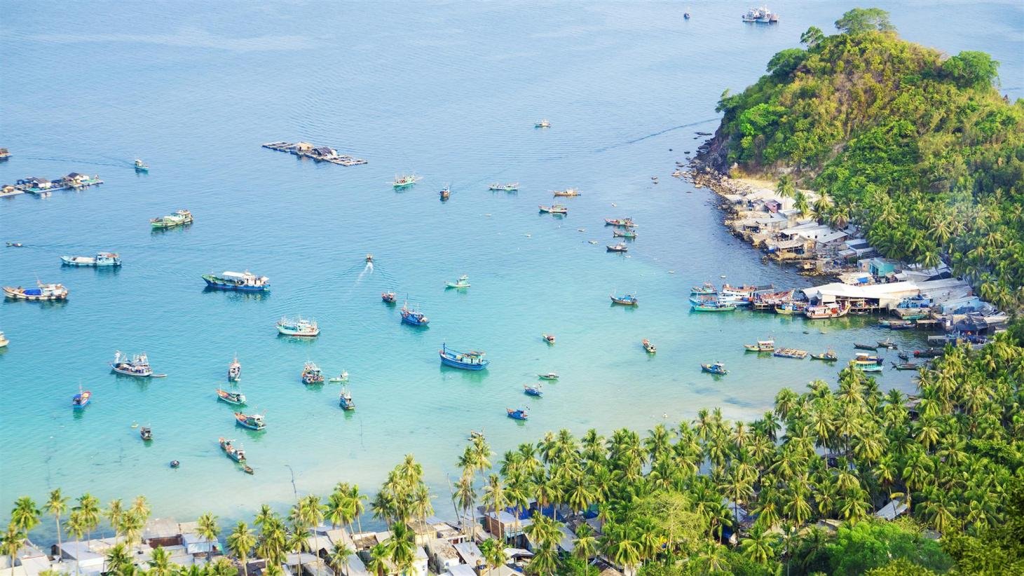 Die 12 Besten Hotels In Ha Tien Vietnam Ab 7 Agoda Com