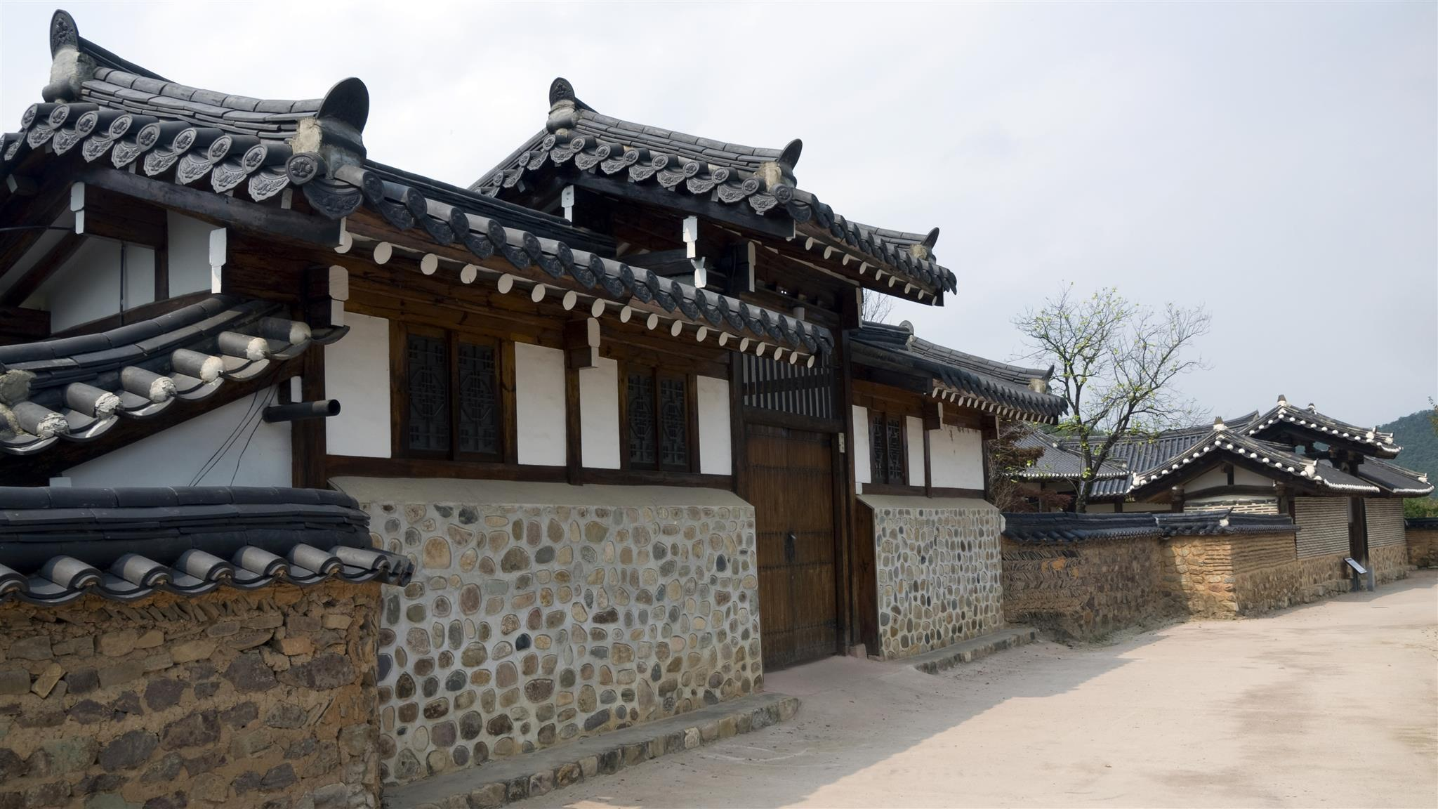 Prostitutes in Andong