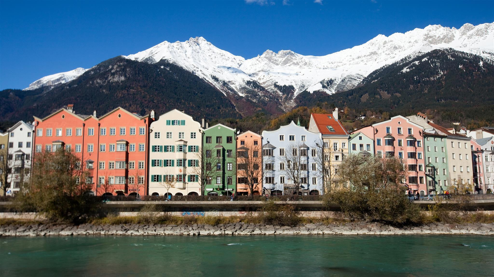 Teen girls in Innsbruck