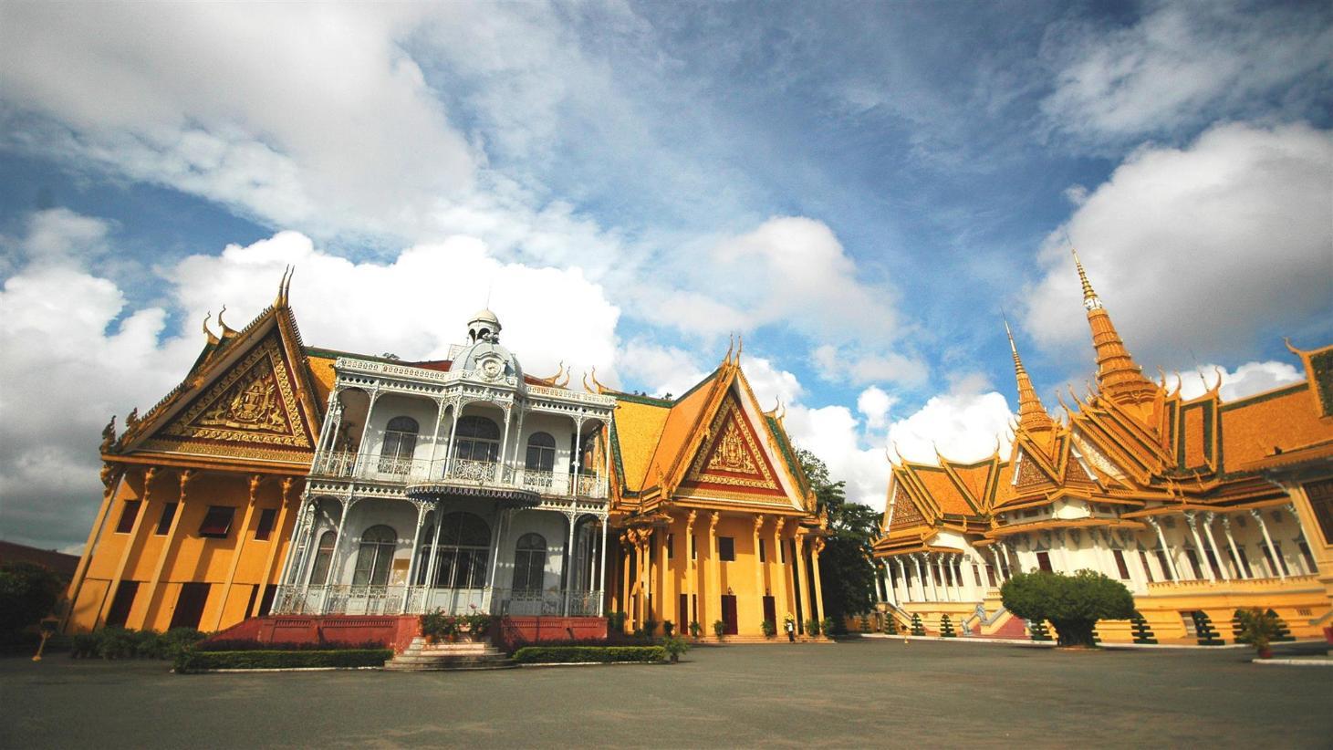 купить отель в камбодже
