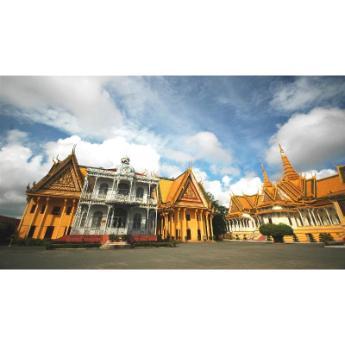 Phnom Penh, Kemboja