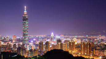 台北, 台湾
