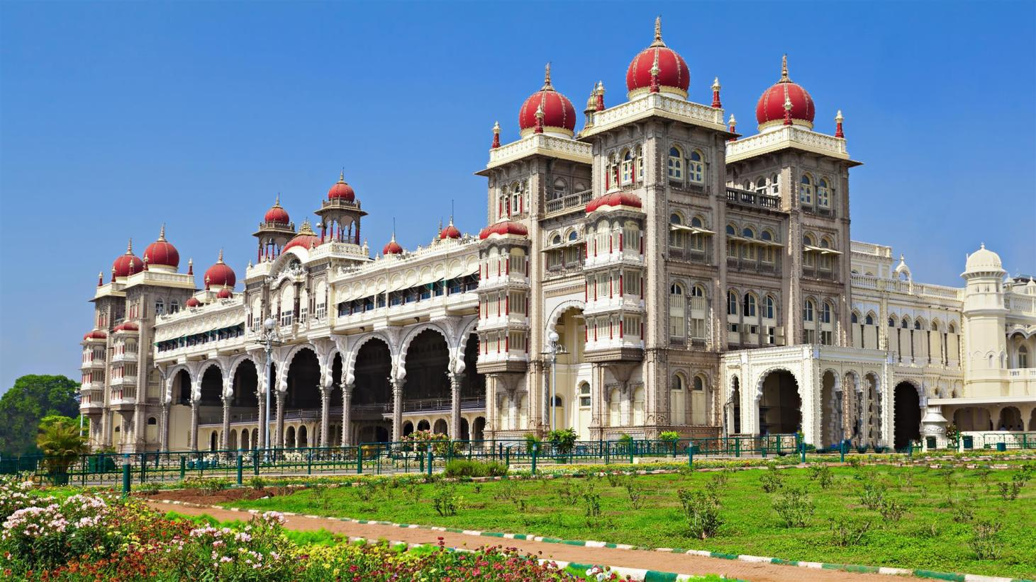 Mysore Palace Hd Wallpapers