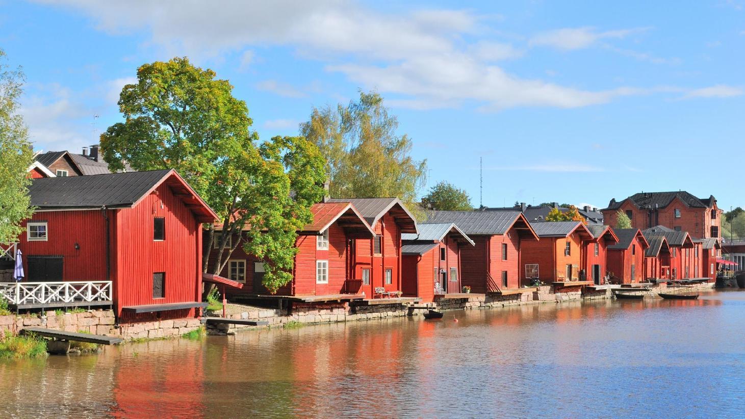 Find Hotels in Porvoo, Finland